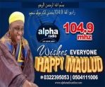 HAPPY MAULUD